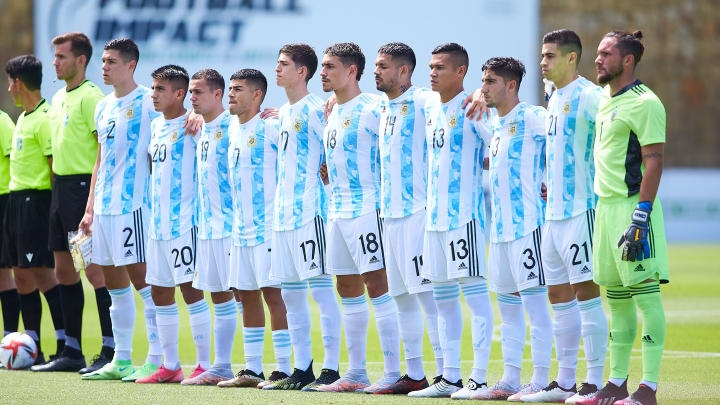 Trực tiếp bóng đá U23 Argentina vs U23 Úc, Olympic 2021