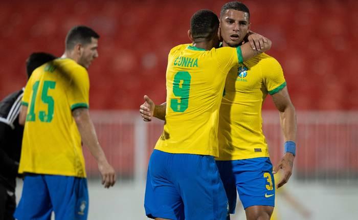 Trực tiếp bóng đá U23 Brazil vs U23 Đức, Olympic 2021