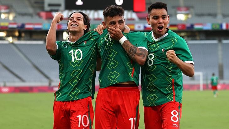 Video Highlight U23 Mexico vs U23 Pháp, Olympic 2021