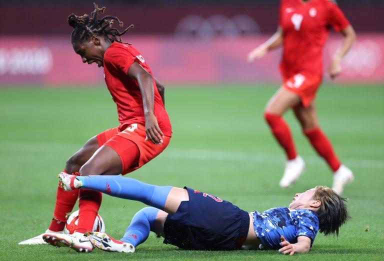 Trực tiếp bóng đá nữ Chile vs nữ Canada, Olympic 2021
