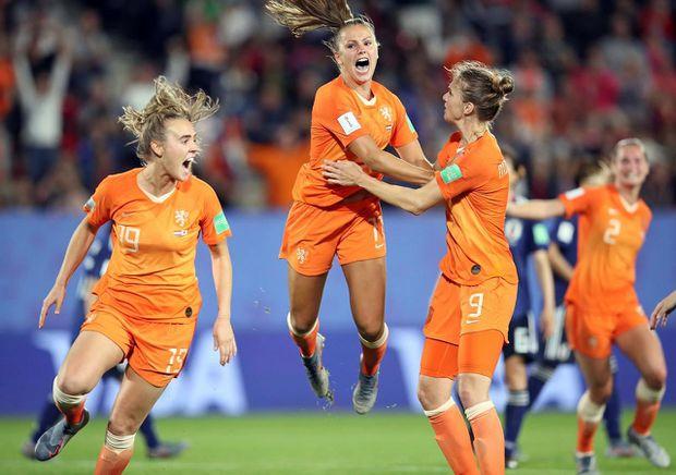 Trực tiếp bóng đá nữ Hà Lan vs nữ Brazil, Olympic 2021