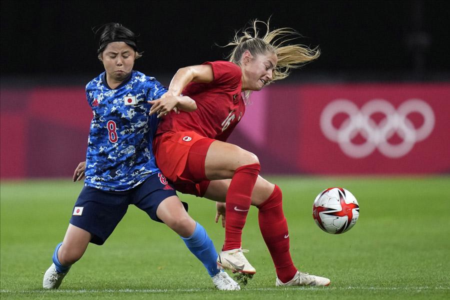 Trực tiếp bóng đá nữ Nhật Bản vs nữ Anh, Olympic 2021