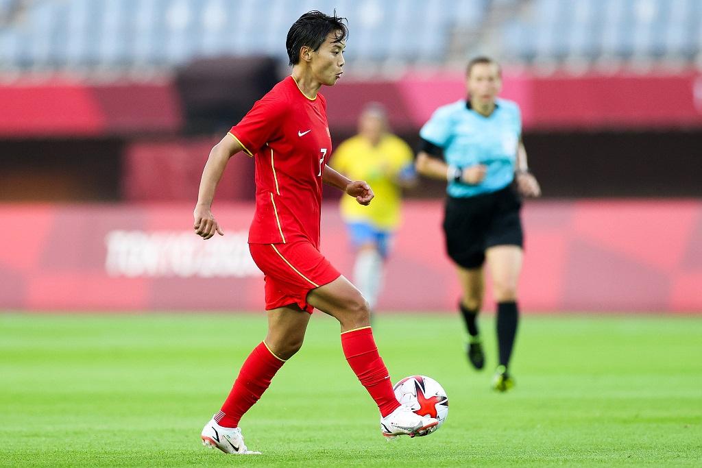 Trực tiếp bóng đá nữ Trung Quốc vs nữ Zambia, Olympic 2021