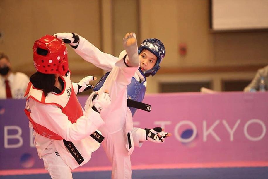Đối thủ Thái Lan của Kim Tuyền ở tứ kết Taekwondo Olympic