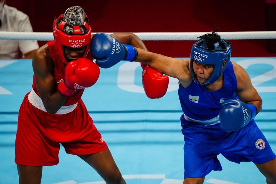 Trực tiếp Boxing Olympic Tokyo hôm nay: Nguyễn Văn Đương xuất trận
