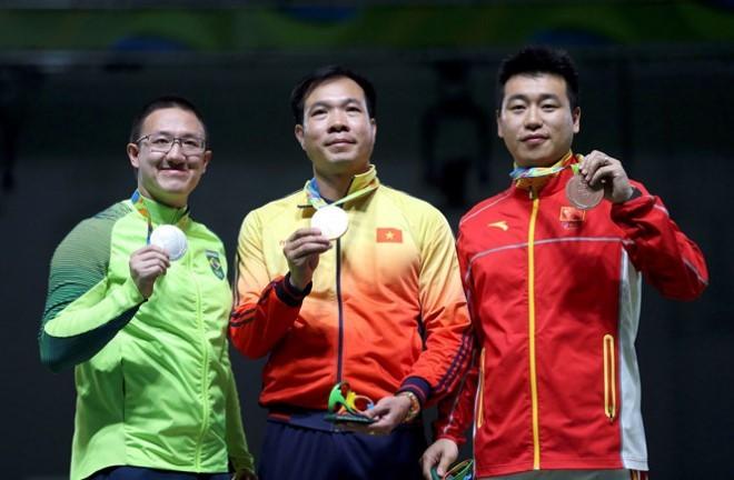 35 đối thủ thách thức Hoàng Xuân Vinh ở Olympic 2021