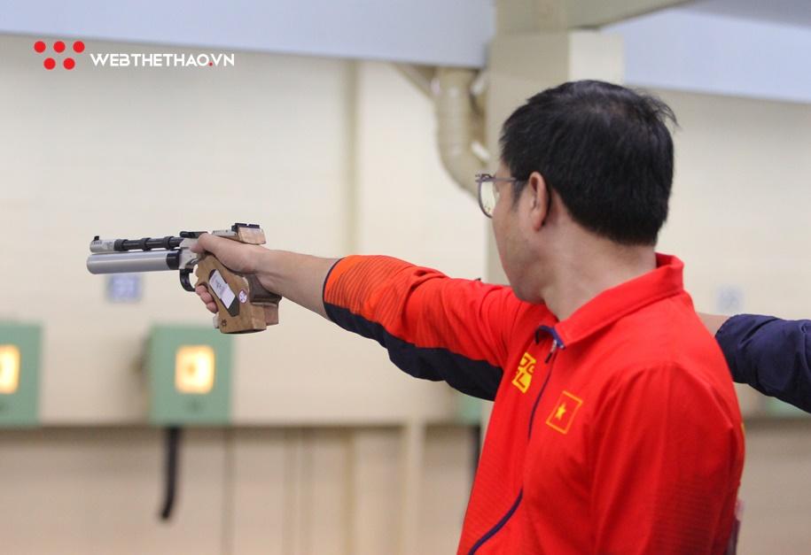 Bật mí hành trang đặc biệt của Hoàng Xuân Vinh tại Olympic Tokyo 2021