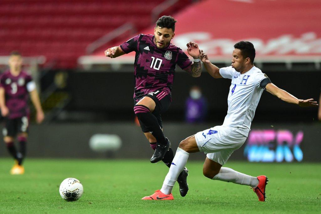 Trực tiếp bóng đá Mexico vs Honduras, tứ kết Gold Cup 2021