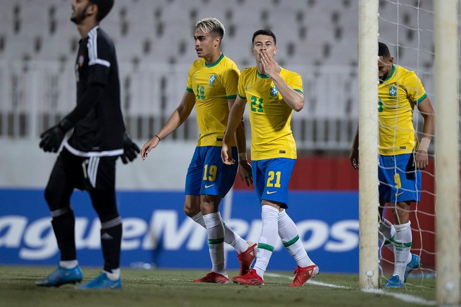 Trực tiếp bóng đá U23 Brazil vs U23 Bờ Biển Ngà, Olympic 2021