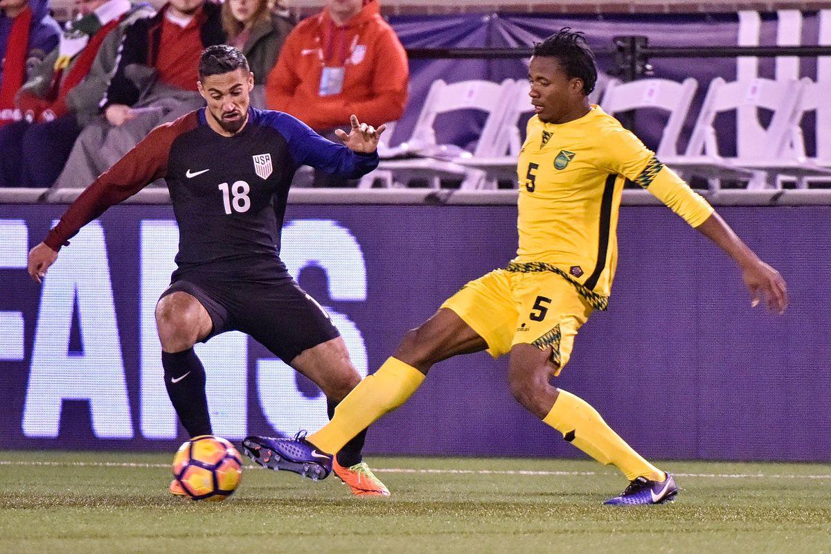 Trực tiếp bóng đá Mỹ vs Jamaica, tứ kết Gold Cup 2021
