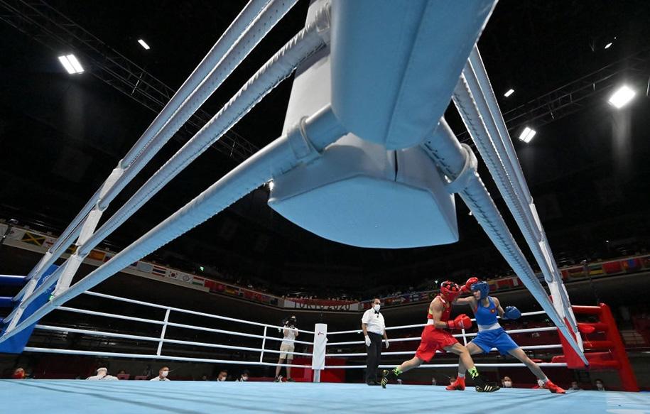 Boxing Olympic Tokyo 2021: Nguyễn Thị Tâm bị loại sau trận thua sát nút