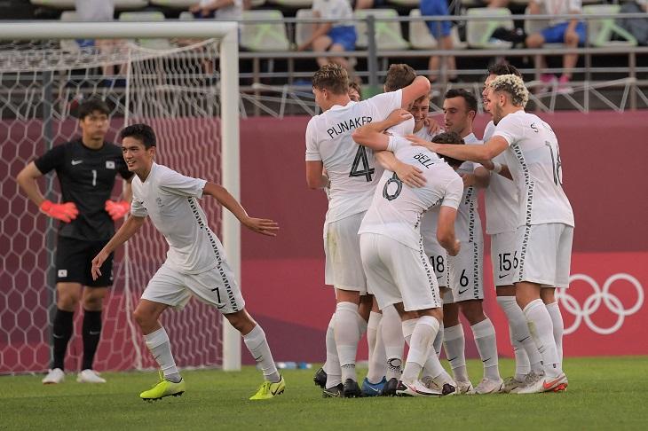 Trực tiếp bóng đá U23 New Zealand vs U23 Honduras, Olympic 2021
