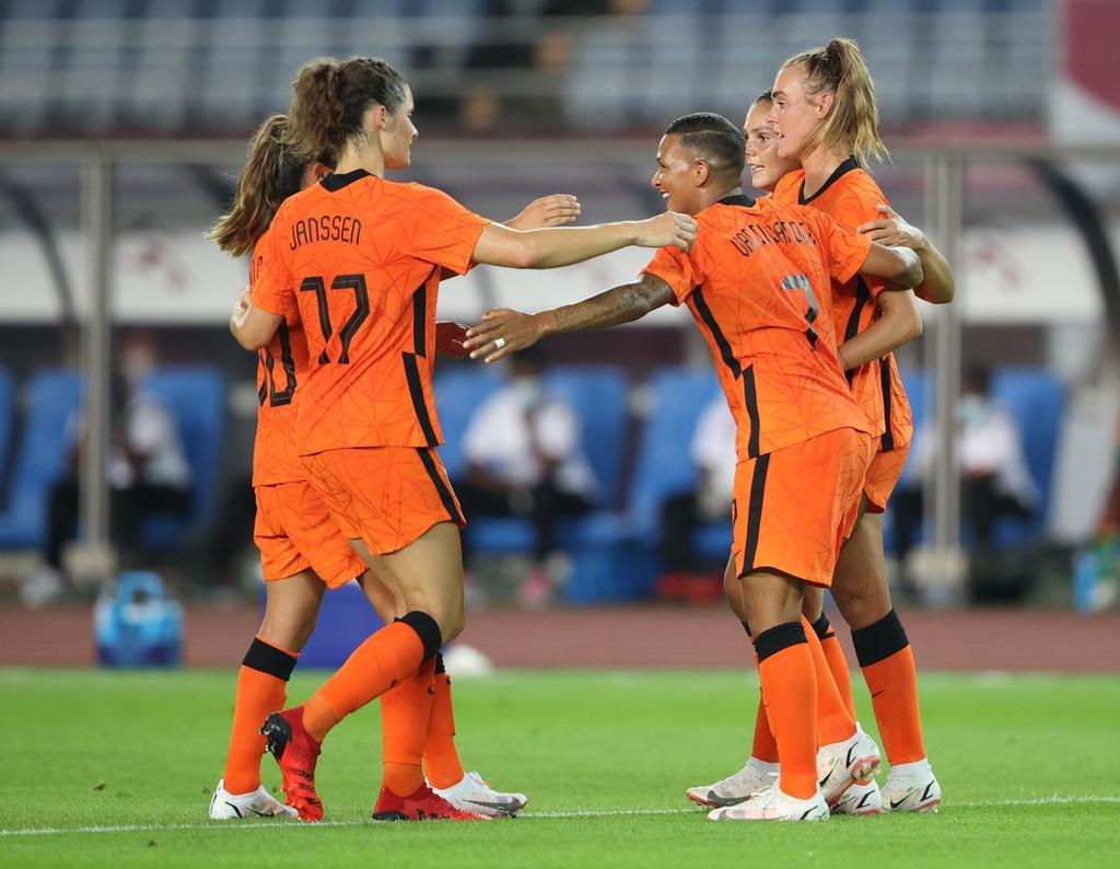 Trực tiếp bóng đá nữ Hà Lan vs nữ Trung Quốc, Olympic 2021