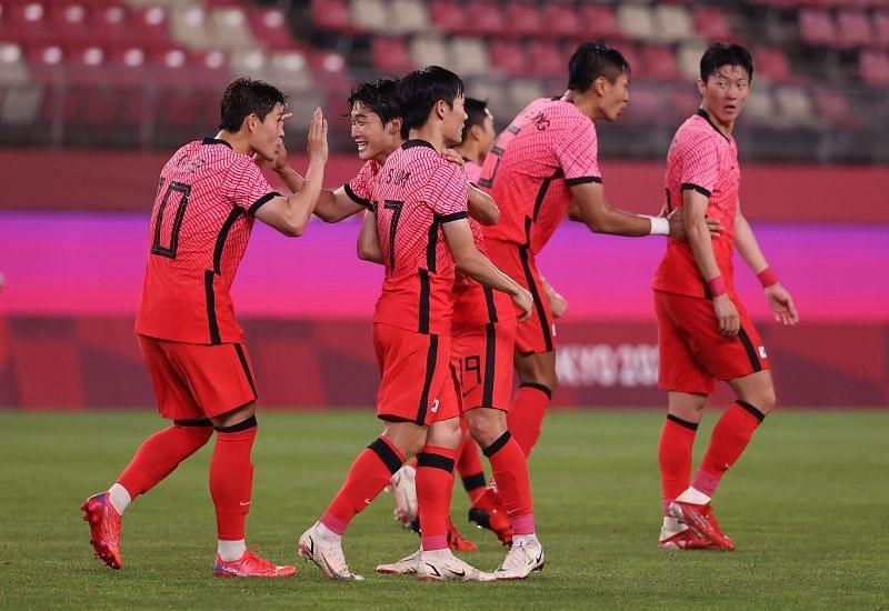 Trực tiếp bóng đá U23 Hàn Quốc vs U23 Honduras, Olympic 2021