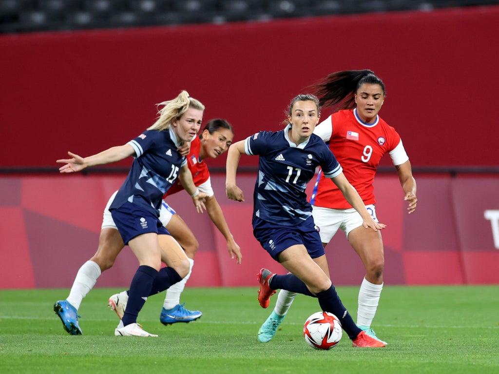 Trực tiếp bóng đá nữ Canada vs nữ Anh, Olympic 2021