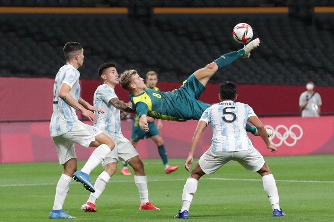 Trực tiếp bóng đá U23 Tây Ban Nha vs U23 Argentina, Olympic 2021