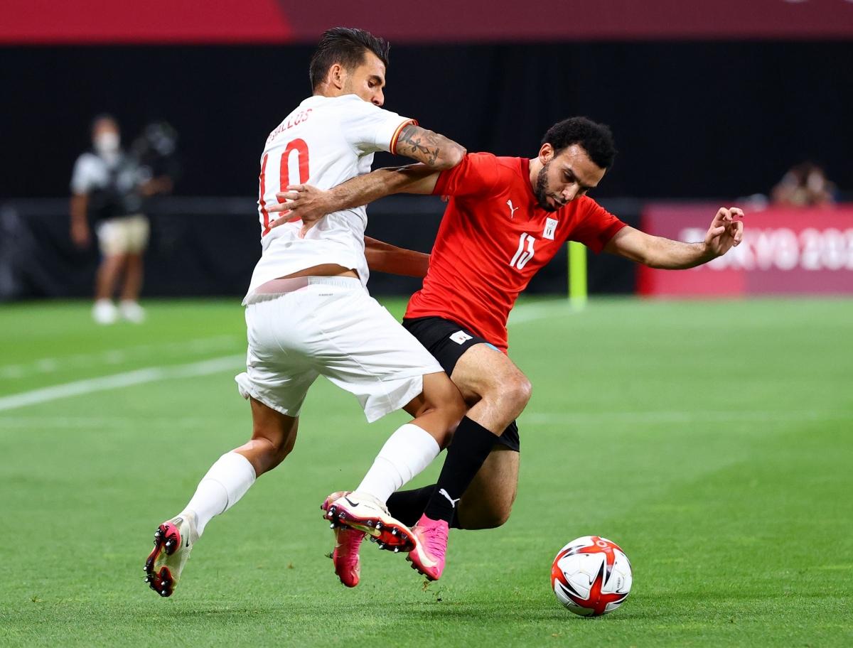Trực tiếp bóng đá U23 Brazil vs U23 Ai Cập, Olympic 2021