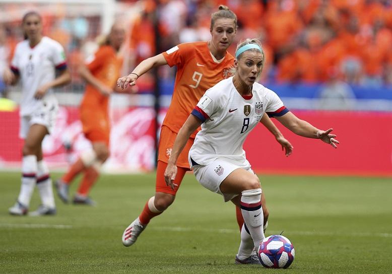 Trực tiếp bóng đá nữ Hà Lan vs nữ Mỹ, Olympic 2021