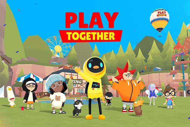 Code Play Together mới nhất 2021 và cách nhập