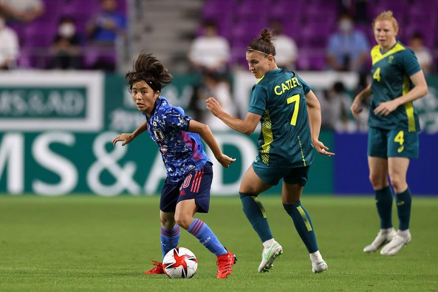 Trực tiếp bóng đá nữ Thụy Điển vs nữ Nhật Bản, Olympic 2021
