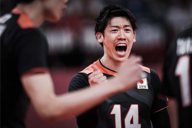 Lịch thi đấu bóng chuyền Olympic ngày 1/8: Nhật Bản