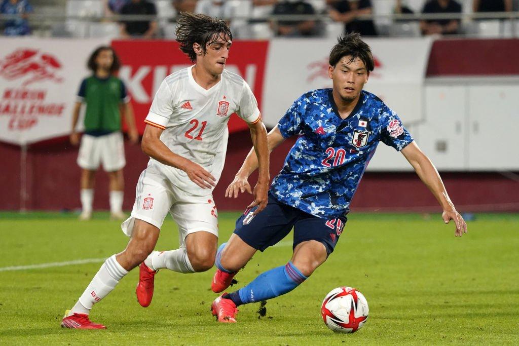 Trực tiếp U23 Nhật Bản vs U23 Tây Ban Nha, bán kết Olympic 2021