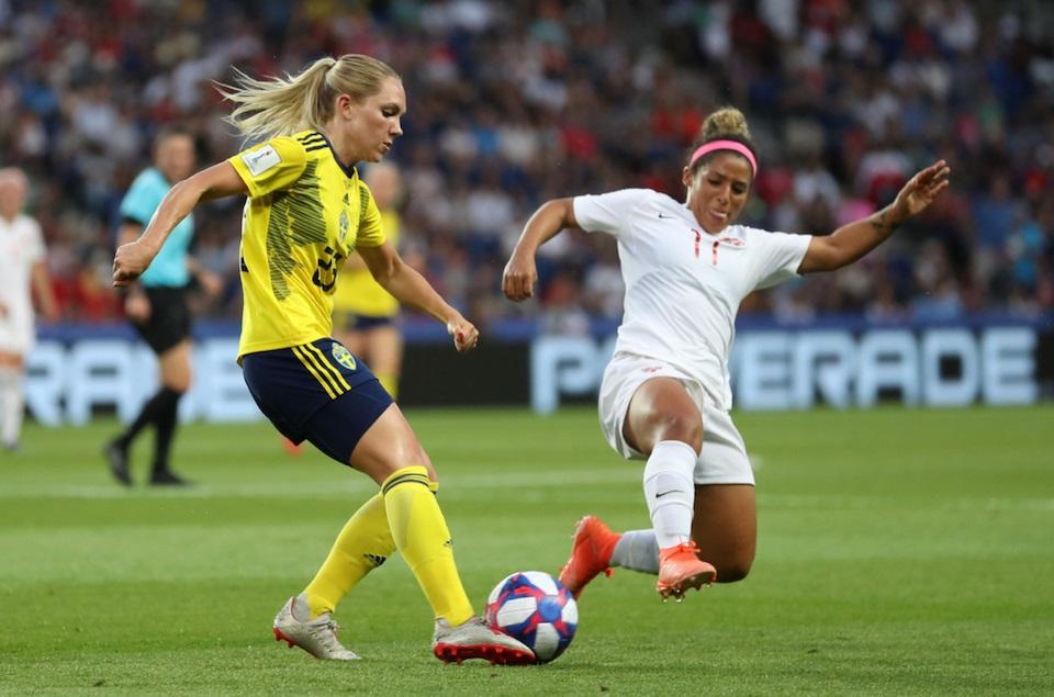 Trực tiếp bóng đá nữ Thụy Điển vs nữ Canada, chung kết Olympic 2021