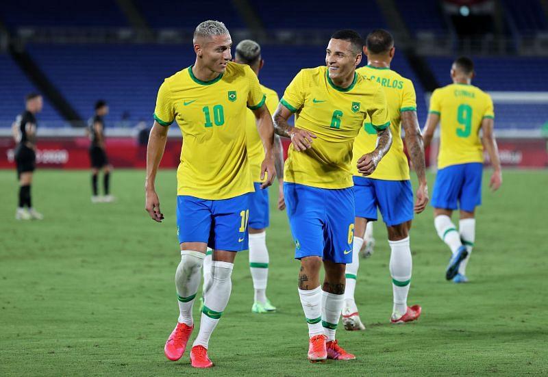 Trực tiếp bóng đá U23 Brazil vs U23 Tây Ban Nha, chung kết Olympic 2021