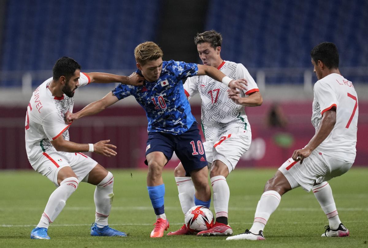Trực tiếp bóng đá U23 Nhật Bản vs U23 Mexico, tranh HCĐ Olympic 2021