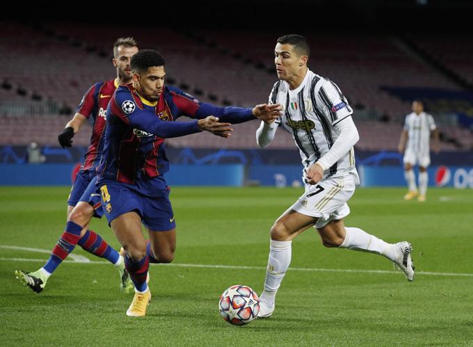 Trực tiếp bóng đá Barca vs Juventus, giao hữu quốc tế 2021