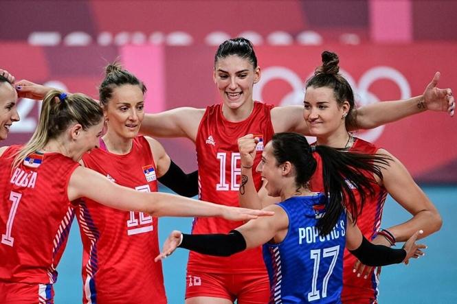 Lập thêm kỷ lục, Tijana Boskovic đưa bóng chuyền nữ Serbia giành HCĐ Olympic