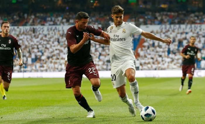 Trực tiếp bóng đá Real Madrid vs AC Milan, giao hữu quốc tế 2021