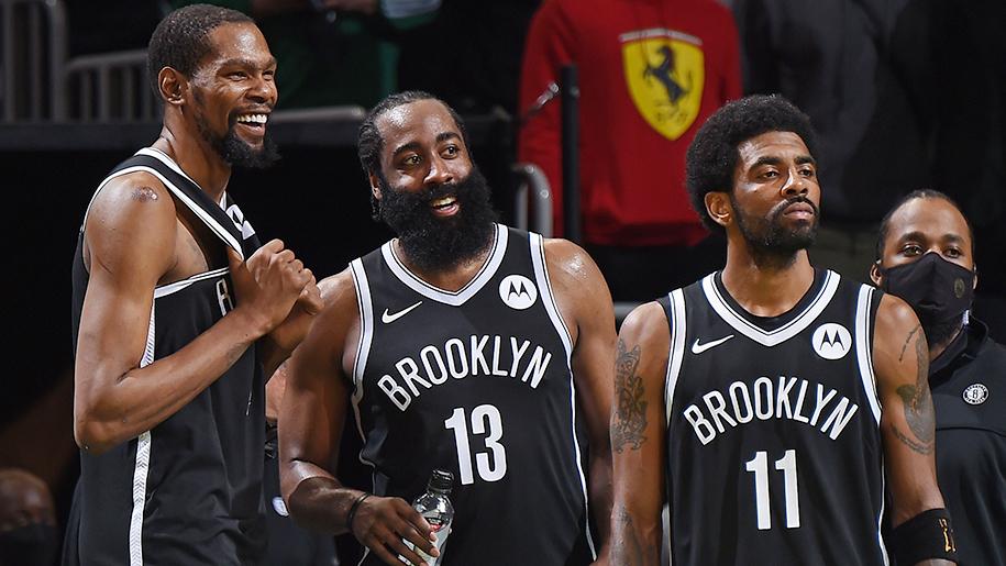 Brooklyn Nets tự tin giữ bộ khung superteam nhiều năm tới: Kẻ thắng lớn nhất offseason là đây?-đầu tư baccarat là gì-baccarat game free-rich888