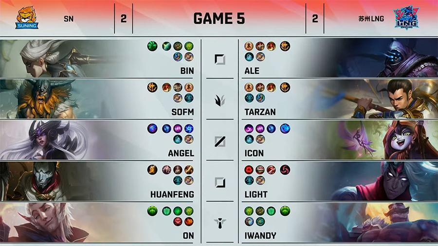 Kết quả Playoffs LPL hôm nay 12/8: Suning và SofM thất bại trước LNG-cách chơi baccarat-chiến thuật và kinh nghiệm chơi baccarat-rich888
