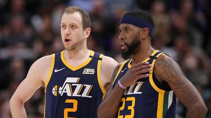 Bất chấp tiền thuế ngập đầu, Utah Jazz quyết giữ chân toàn bộ đội hình-đầu từ baccarat là gì-baccarat online live-rich888