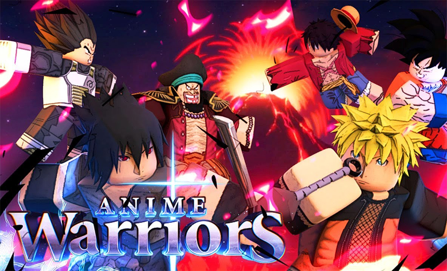Code Anime Warriors Roblox mới nhất 2021