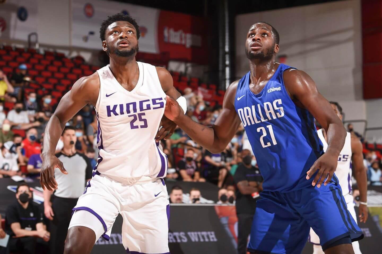 2 cầu thủ Nigeria đánh nhau và bị đuổi khỏi sân tại NBA Summer League