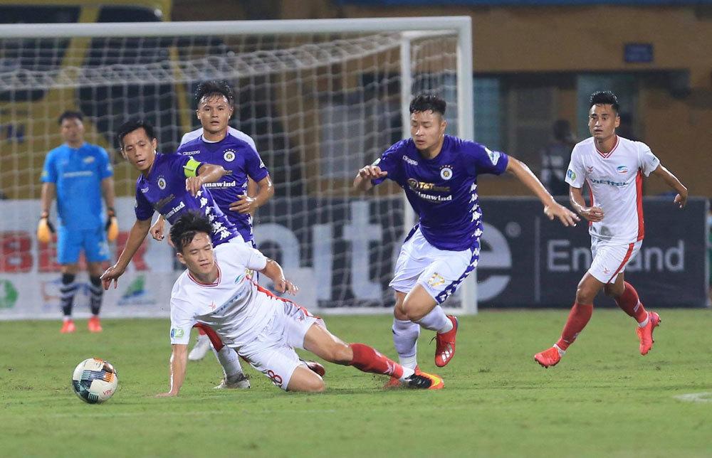 Hủy V.League 2021: Điều chưa từng xảy ra trong lịch sử bóng đá Việt Nam