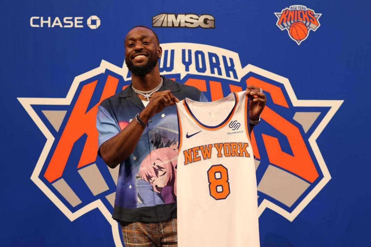 Kevin Durant suýt đánh cặp với Kemba Walker tại New York Knicks?-soi cầu ku casino-đánh bài online đổi thẻ điện thoại-TB88