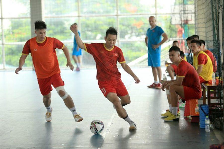 Futsal Việt Nam chốt danh sách dự World Cup 2021: Không có bất ngờ