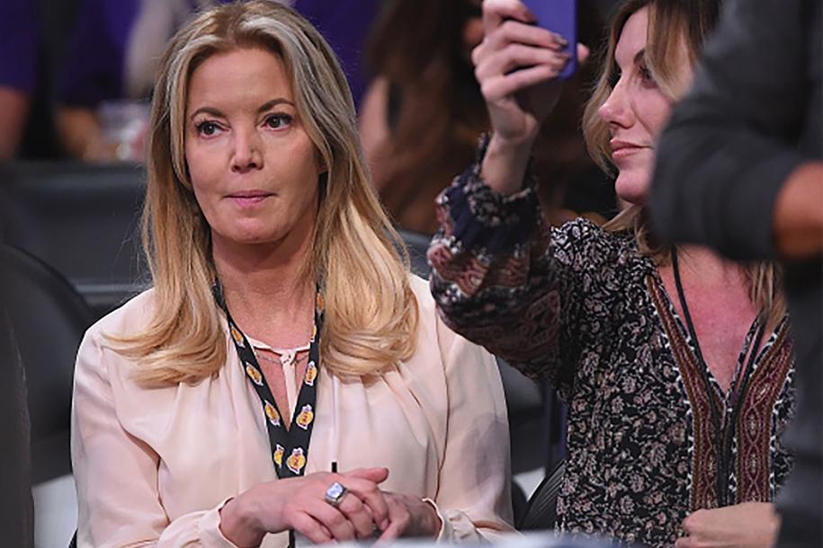 Bà chủ LA Lakers cực lực phản đối vòng Play-in-soi cầu ku casino-đánh bài online đổi thẻ điện thoại-TB88