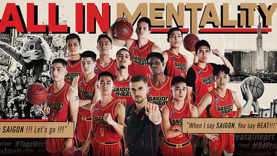 Danh sách chi tiết đội hình, thông tin cầu thủ Saigon Heat mùa VBA 2021