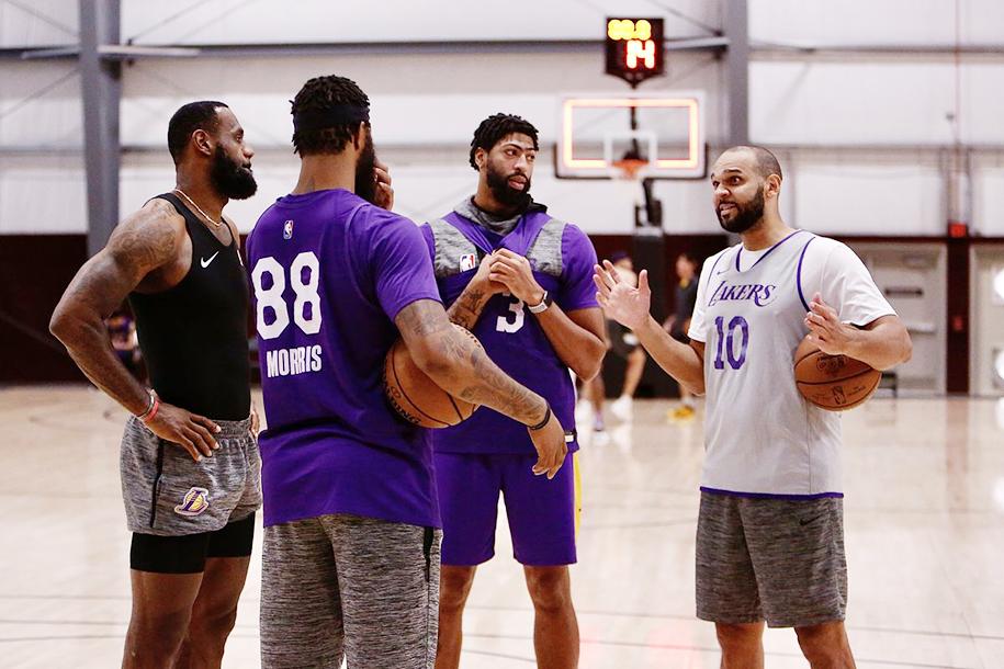 Cầu thủ Lakers bất ngờ giải nghệ, gia nhập ban huấn luyện Dallas Mavericks-soi cầu ku casino-đánh bài online đổi thẻ điện thoại-TB88