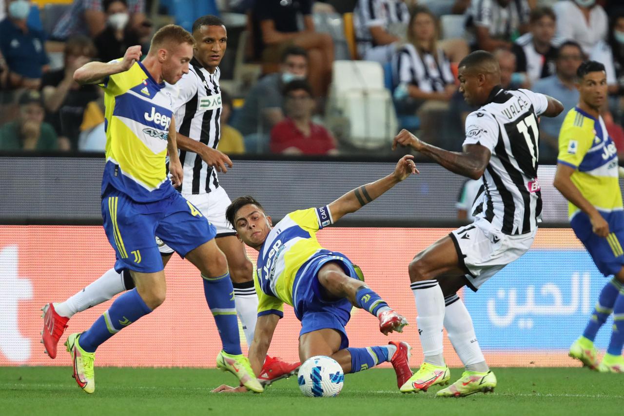 Trực tiếp bóng đá Juventus vs Empoli trên kênh nào?
