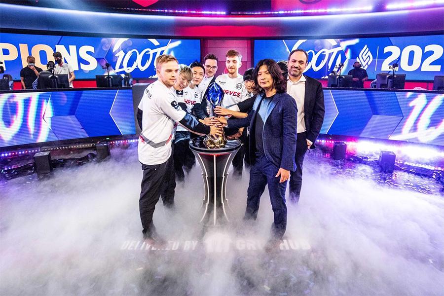LMHT: Đội tuyển cũ của Levi trở thành nhà vô địch LCS Mùa Hè 2021-kéo baccarat là gì-các thế bài baccarat-rich888