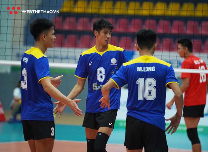 Bóng chuyền Philippines tập trung cho giải châu Á, Việt Nam vẫn tập chay