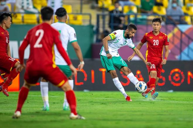 Video Highlight Việt Nam vs Saudi Arabia, vòng loại World Cup 2022