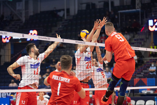 Lịch thi đấu giải bóng chuyền nam Vô địch châu Âu 2021 mới nhất