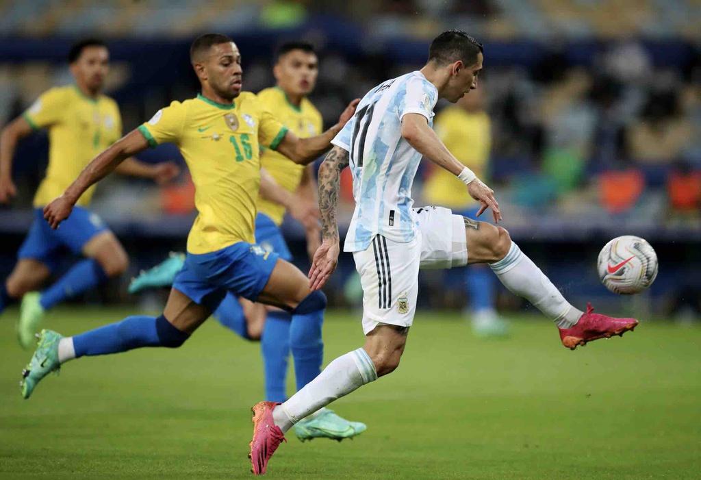 Trực tiếp Brazil vs Argentina, vòng loại World Cup 2022