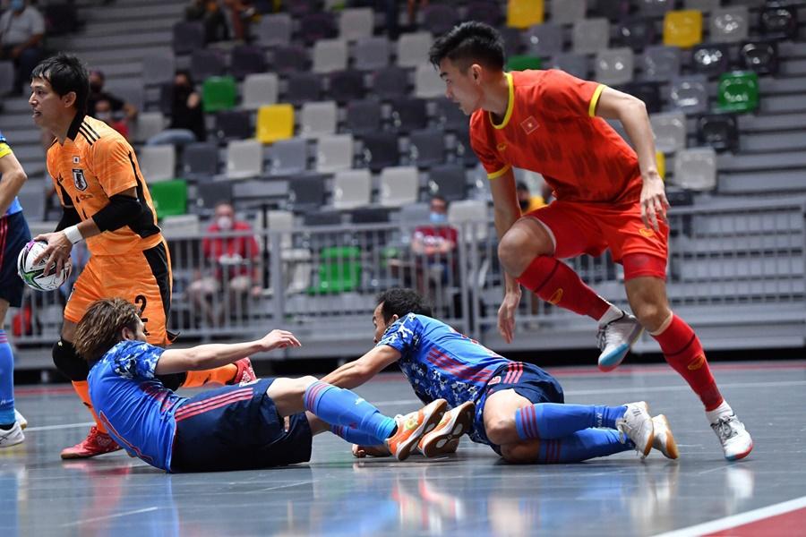 Thành tích của 24 đội dự futsal World Cup 2021: Việt Nam sánh ngang Nhật Bản